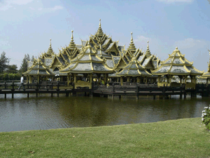Ancient City in Samut Prakan - Thailand